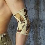 Anatomiczna orteza stawu łokciowego, militarna