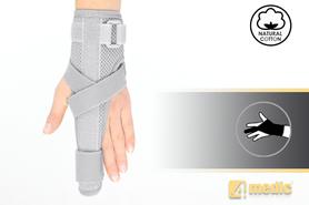 Orteza PALCOWA ręki złamany zwichnięty palec