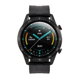 Watchmark - Outdoor WL13 Smartwatch Kroki Cisnienie Puls Ekg Sport Naręczny głośnik mikrofon rozmowy natlenienie zegarek cisnieniomierz pulsometr pulsoksymetr saturacja