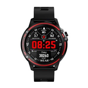 zegarek watchmark smartwach cisnieniomierz pulsometr pulsoksymetr tętno ciśnienie ekg WL8 sport kalorie dystns pływanie ip68
