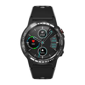 Watchmark - Outdoor WM6 GPS Barometr Kompas Sportowy Zegarek smartwatch sport zdrowie puls pulsometr tryby sportowe