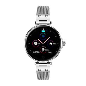 Damski Smartwatch Zegarek dla Kobiet Sport Zdrowie fashion watchmark puls ciśnienie temperatura kalorie fitness