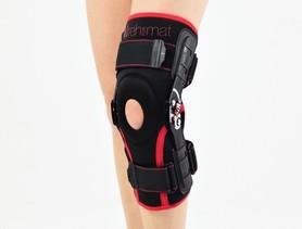 Tylna otwarta orteza stawu kolanowego z anatomiczną regulacją zakresu ruchomości CottonPren