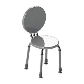 Krzesło Taboret Prysznicowy Z Oparciem Do Wanny CE