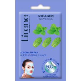Lirene,Algowa maska peel-off głęboko nawilżająca!!