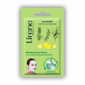 Lirene MASKA REGENERACYJNA peel off z algami !!