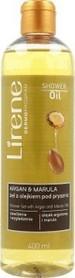 Lirene, Shower Oil, żel z olejkiem pod prysznic Argan & Marla