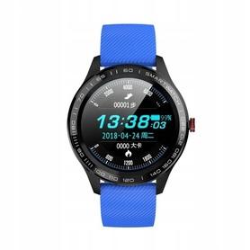 sport zegarek krokomierz watchmark smartwatch sportowiec bieg narty wspinaczka jazda rowerem silownia fitnesss