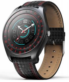 cisnienie pomiar krokomierz skóra smartwatch watchmark