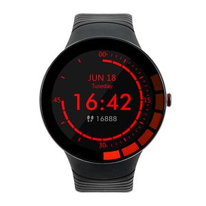 Zegarek męski SMARTWATCH wE3 puls wodoodporny IP68 sport pogoda muzyka ciśnienie natlenienie saturacja ciśniomierz pulsometr pulsoksymetr sen