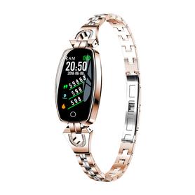 Watchmark - Kardiowatch 8 Damski Fashion puls ciśnienie pulsometr ciśnieniomierz sport sen zdrowie powiadomienia