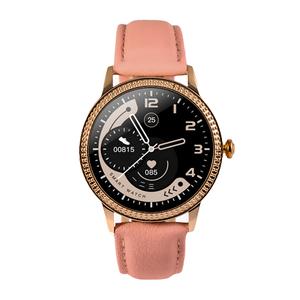 ciśnieniomierz pulsometr pulsoksymetr puls ciśnienie natlenienie saturacja kardiowatch sport fashion zegarek damski kobiecy