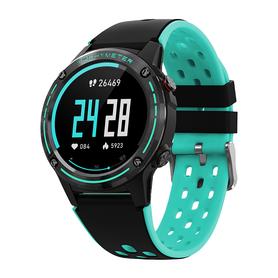 Watchmark - Outdoor WM6 GPS Barometr Kompas Sportowy Zegarek smartwatch sport zdrowie puls pulsoemtr tryby sportowe