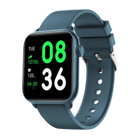 Termometr Smartwatch Opaska Zdrowia Watchmark WKW37 Tempretura Ciśnienie Natleninie Tętno Pulsoksymetr Kardiowatch