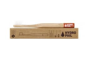Naturalna, wegańska szczoteczka do zębów z biodegradowalnego bambusa, DLA DZIECi Hydrophil Dziecięca