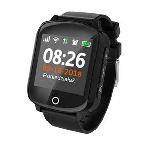 Watchmark Smartwatch Dla Seniora SOS Karta SIM GPS